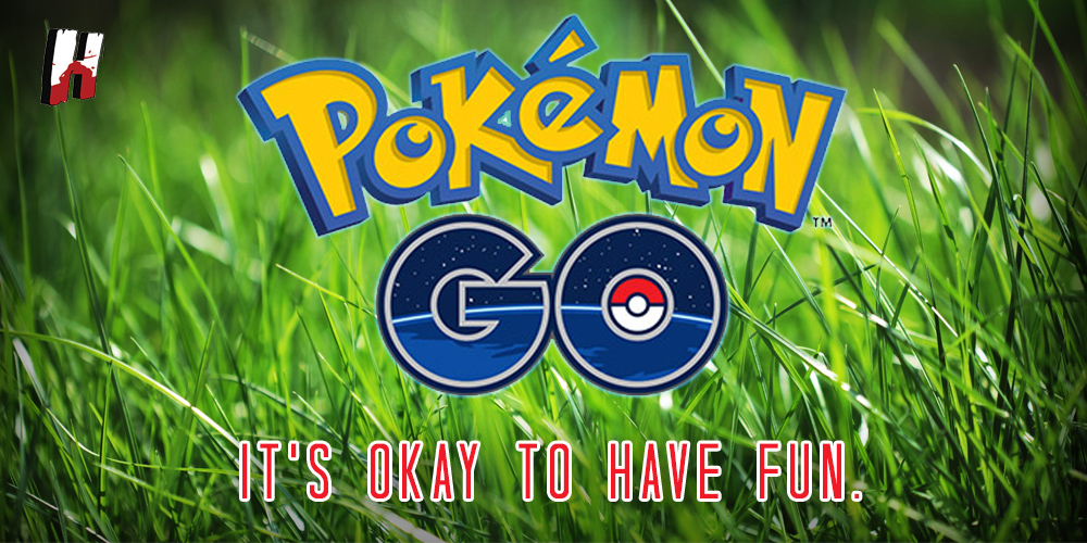 Pokemon Go, Nostalgia, and Fun
