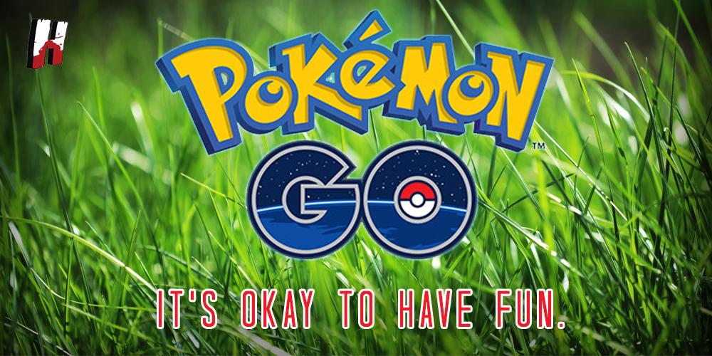 Pokemon Go, Nostalgia, and Fun
