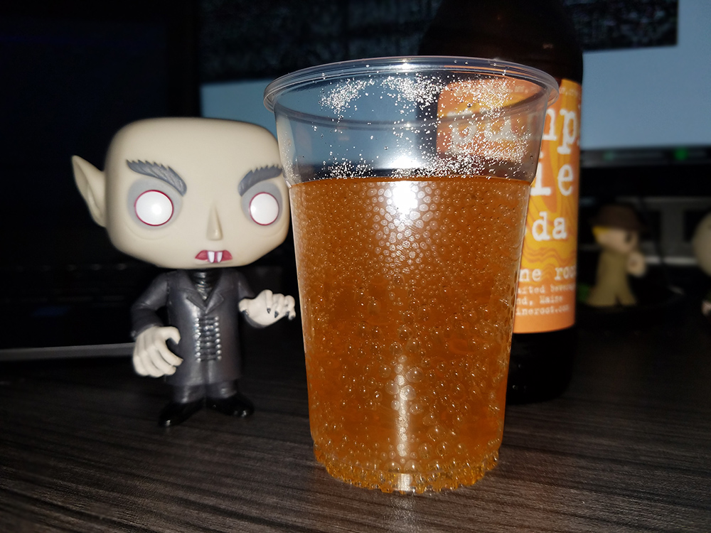 Nosferatu wants some. He just loves pumpkin spice.