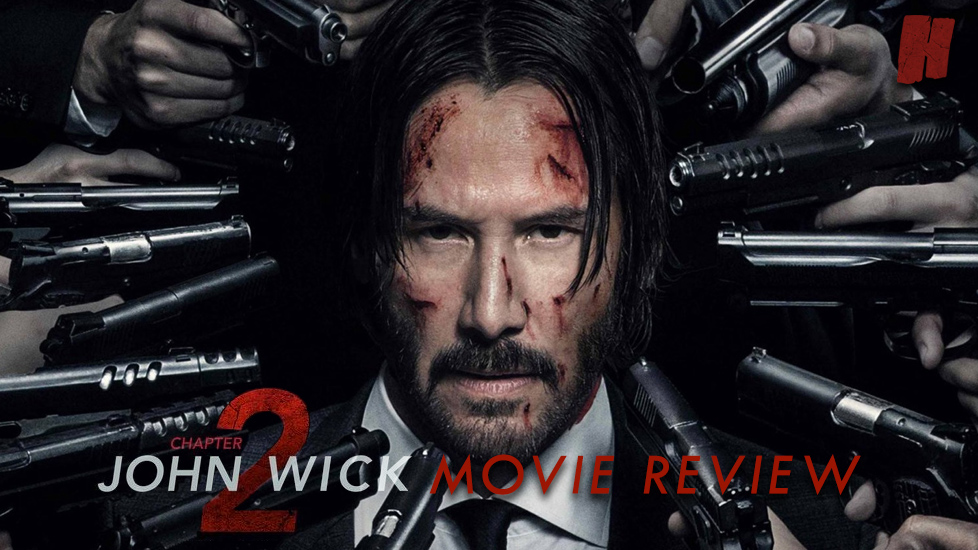 John Wick Chapter 2 2017 Movie Review Humanstein