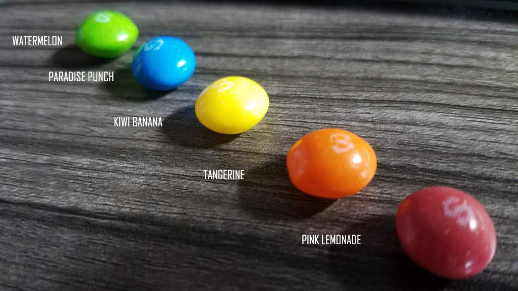 Brightside Skittles Flavors - Watermelon, Paradise Punch, Kiwi Banana, Tangerine, Pink Lemonade