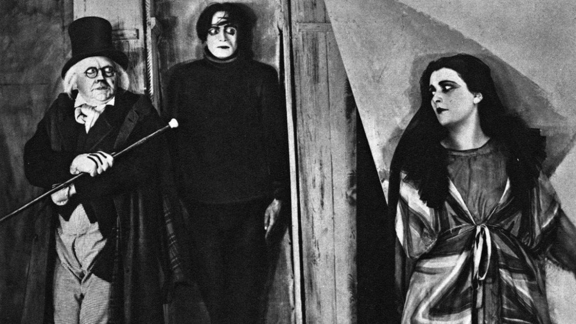 Still from 1919's The Cabinet of Dr. Caligari