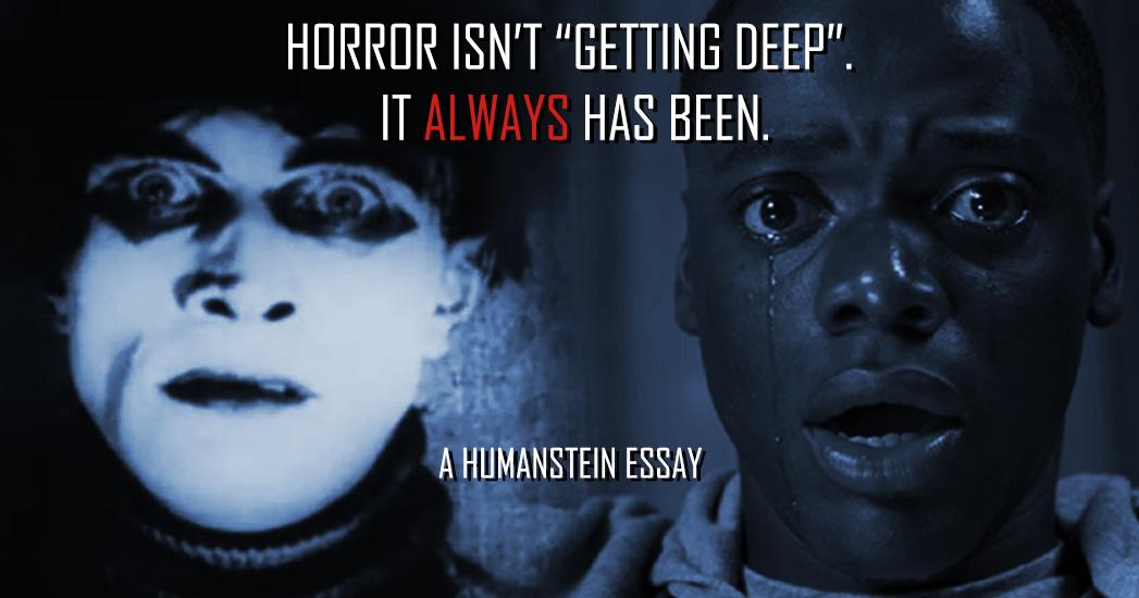 the horror the horror essay