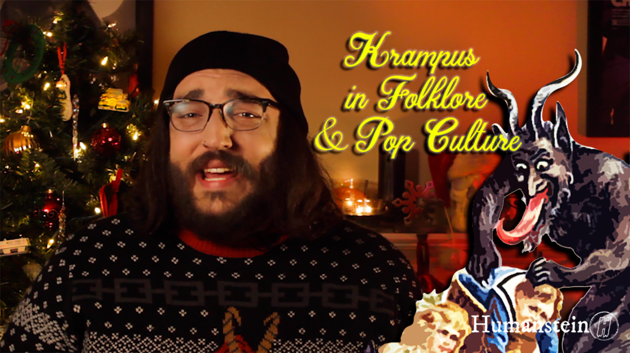 The Christmas Legend of Krampus: Folklore & Pop Culture [Video]