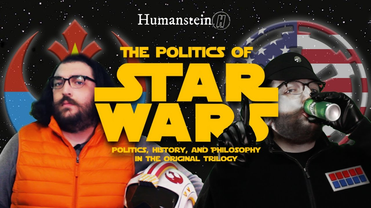The Politics of Star Wars: The Original Trilogy [Video]