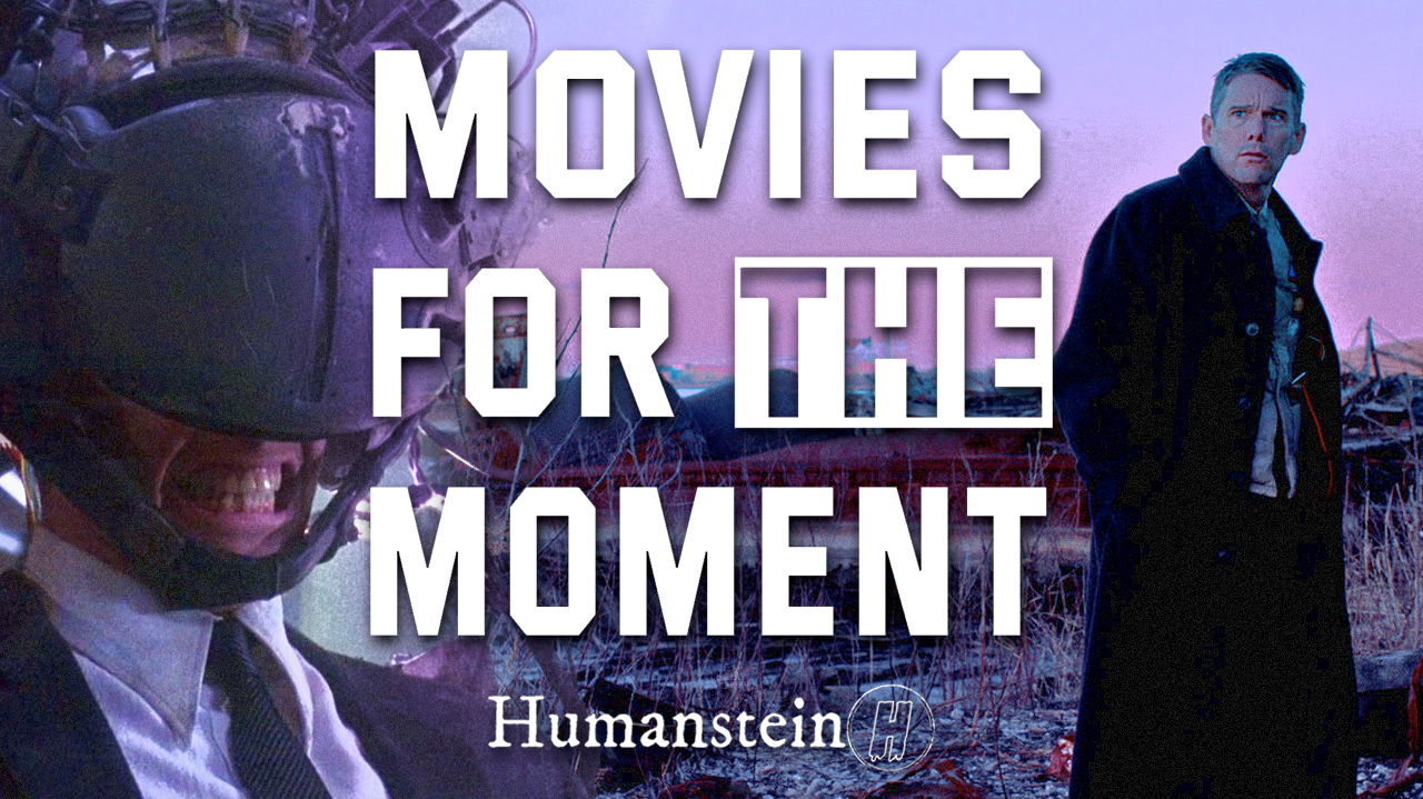Movies for the Moment: Episode 1 – January 2021 [Video]